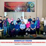 Diklat Sistem Informasi Kesehatan Kabupaten Kota
